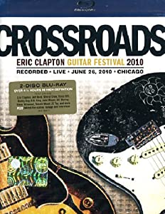 Eric Clapton: Crossroads Guitar Festival 2010 [Blu-ray] from Rhino Records