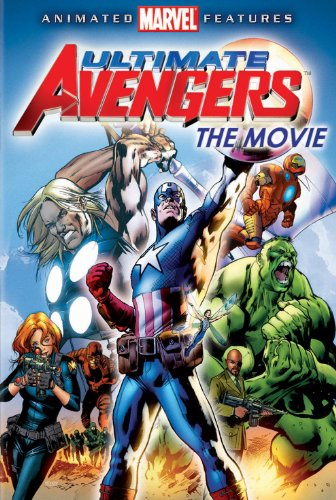 Ultimate Avengers The Movie