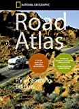 USA/Canada Road Atlas RV and Camping: NG.A.RV+Camp - National Geographic Maps