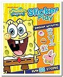 Spongebob Sticker Play Aquatic Activities