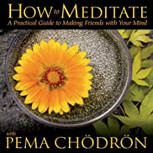 How to Meditate with Pema Chodron  by Pema Chodron Narrated by Pema Chodron
