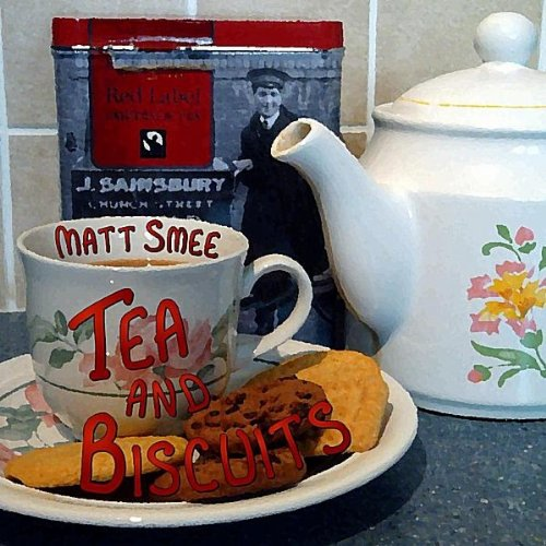 Tea And Biscuits Part 4 (Earl Grey)