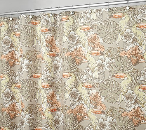 mdesign-toucan-cortina-de-tela-para-cubiculo-de-ducha-180-x-180-cm-multicolor-natural