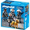 PLAYMOBIL 5565 - SEK-Team mit Polizeihund