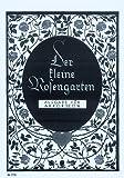Der kleine Rosengarten: 60 Volkslieder mit Text. Akkordeon.