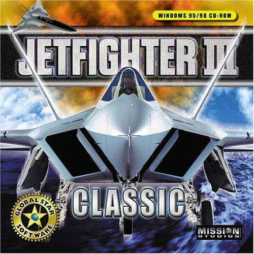 Jetfighter Iii Classic - Pc (Jewel Case) front-698010