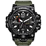 New Watch Authentic Fashion Sports Multi-Functional Electronic Watches Lovers Popular Man Waterproof