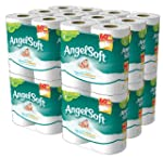 Angel Soft, Double Rolls, [4 Rolls*12...