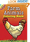 Farm Animals Coloring Book (Dover Lit...