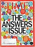 "Time Magazine: ""The Answers Issue -- Everything You Never Knew You Needed to Know"", Sept. 8-15, 2014"