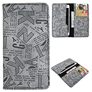 DooDa PU Leather Case Cover With Card Slots For Videocon A53