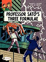 Blake & Mortimer - Volume 23 - Professor Sato's Three Formulae - Part 2 (blake Et Mortimer (english Version))
