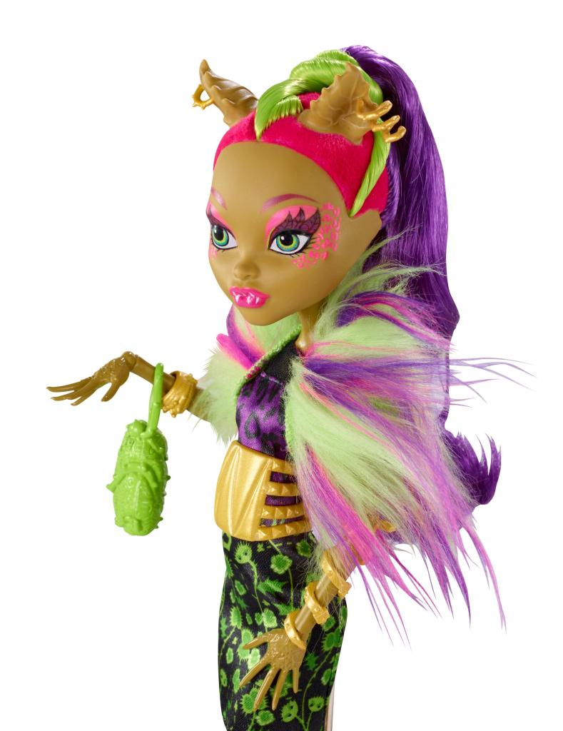 Monster high freaky fusion clawvenus doll - Monster high venus ...
