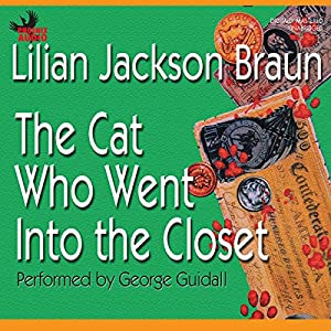 The Cat Who Went into the Closet Audiobook