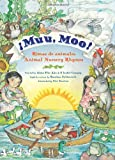 Muu Moo!: Rimas de animales/Animal Nursery Rhymes