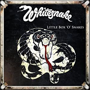 Whitesnake - Little Box �O� Snakes: The Sunburst Years 1978-1982