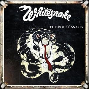 Whitesnake - Little Box �O� Snakes: The Sunburst Years 1978-1982