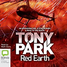 Red Earth Audiobook by Tony Park Narrated by Mark Davis