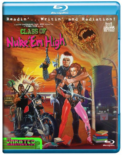 61t G8spDLL Class of Nuke Em High (Blu ray Edition)