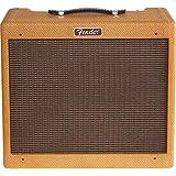 Fender Hot Rod 0213205700 Blues Junior III 15-W LTD Tube Guitar Combo Amplifier, Tweed