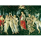 Clementoni 31429.4 Jigsaw Puzzle The Allegory of Spring by Botticelli 1000-Pieceby Clementoni