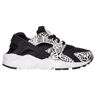 Nike Huarache Weiß Grau