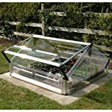 Cold Frame Double-Miniature Greenhouse