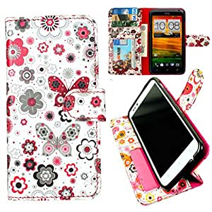 DooDa PU Leather Wallet Flip Case Cover With Card & ID Slots & Magnetic Closure For Samsung Galaxy Ace S5830