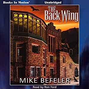 The Back Wing Audiobook