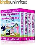 Cozy Mysteries & Mystery Books Box Set