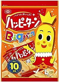 亀田製菓 ビッグパック ハッピーターン 300g(30g×10袋)