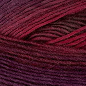 Red Heart Boutique Unforgettable Yarn 3955 Winery