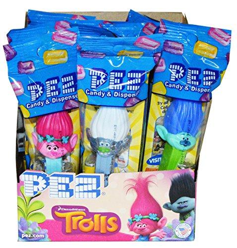 trolls-pez-dispensers-pack-of-12