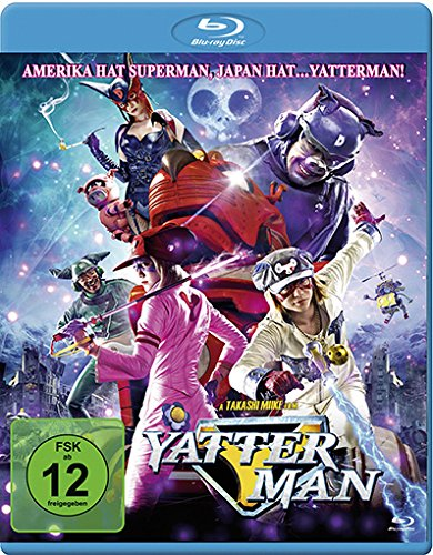 Yatterman, Blu-ray