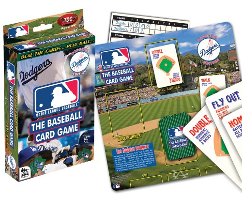 Los Angeles Dodgers Card Game