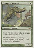 Emperor Crocodile (Magic the Gathering : 8th Edition #246 Rare) by Magic: the Gathering
