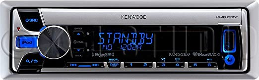 Kenwood KMR D358 Marine CD Receiver