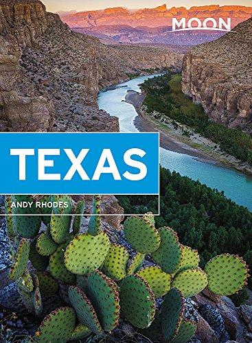 Moon Texas (Travel Guide) [Rhodes, Andy] (Tapa Blanda)
