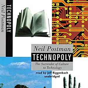 Technopoly Audiobook