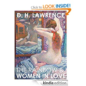 THE RAINBOW and WOMEN IN LOVE (illustrated)