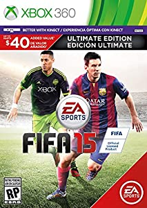 FIFA 15 (Ultimate Edition) - Xbox 360 from Electronic Arts