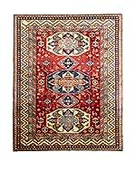 CarpeTrade Alfombra Shirwan Extra (Rojo/Multicolor)