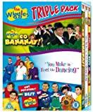 The Wiggles - You Make Me Feel / Go Bananas / Best Of [DVD] [2010]
