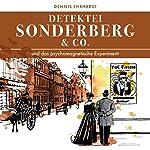 Sonderberg & Co. und das psychomagnetische Experiment (Sonderberg & Co. 5) | Dennis Ehrhardt