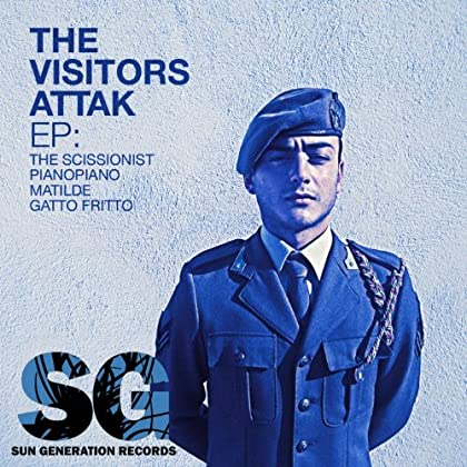 The Visitors Attak - The Visitor EP