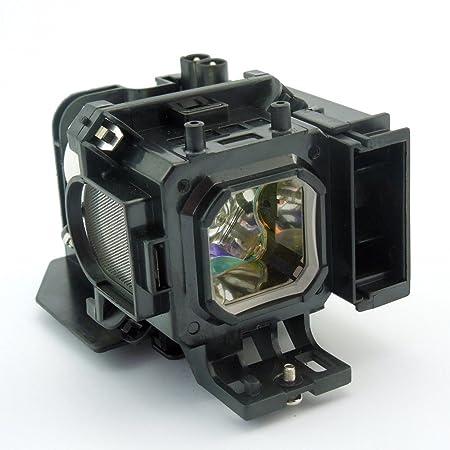 haiwo NP05LP/60002094de haute qualité Ampoule de projecteur de remplacement compatible avec boîtier pour NP901W/NP901/NP905/VT700/VT800.