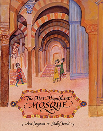 Read Write Inc. Comprehension: The Most Magnificent Mosque