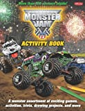Monster Jam Activity Book: A monster assortment of exciting games, activities, trivia, drawing projects, and more (Licensed Activity Book)