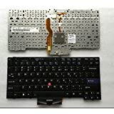 keyboard go go go new original laptop keyboard replacement for IBM / Lenovo Thinkpad T410, T410i, T410S, T410Si, T510, W510 Keyboard Black Alt FRU # 04W2753 45N2106 45N2211 FRU # 45N2141 US T410 (Color: black)