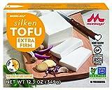 Mori-Nu Silken Tofu, Extra Firm, 12.3 Ounce (Pack of 12)